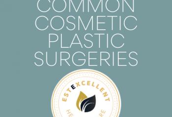10 Common Cosmetic Plastic Surgeries