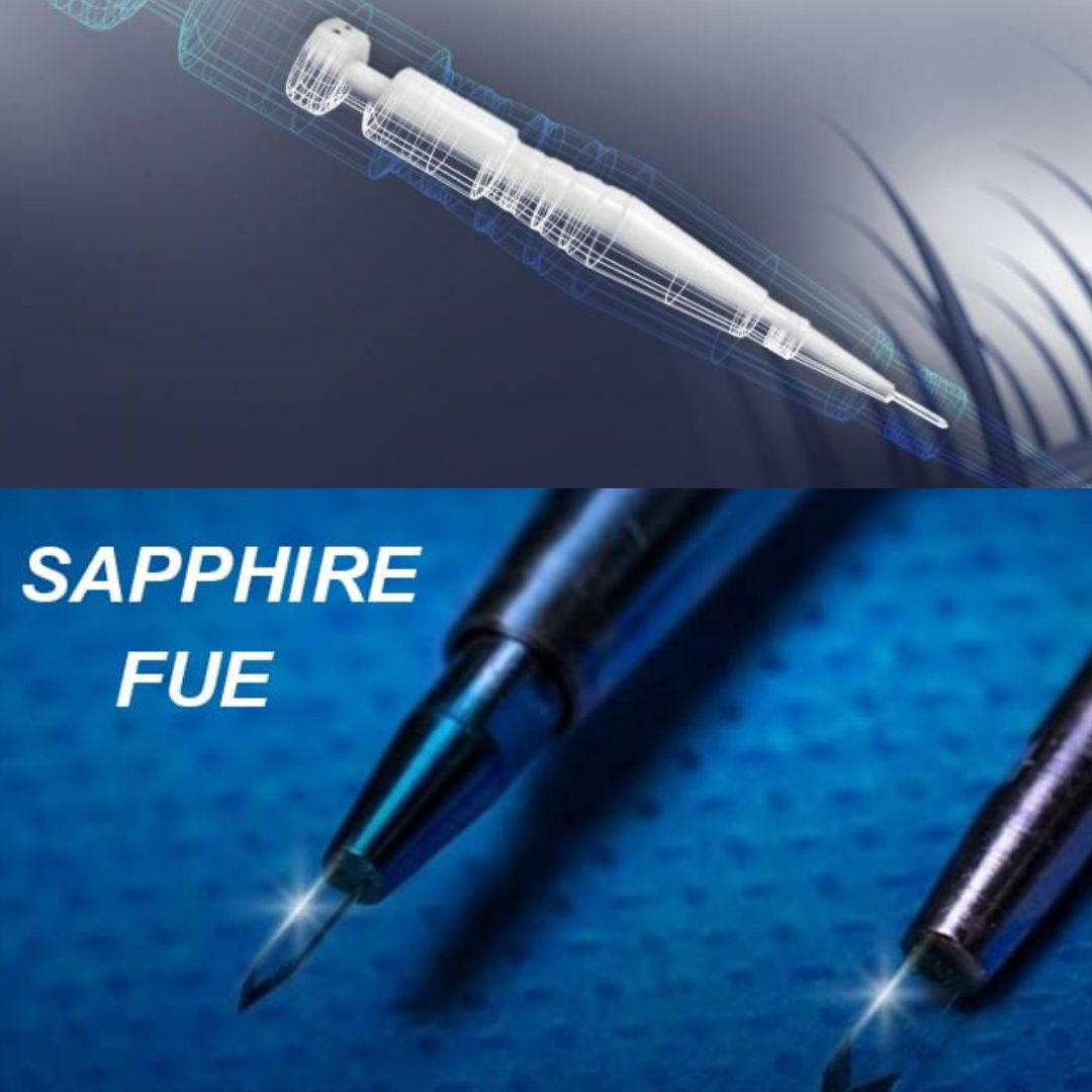 DHI and Sapphire Hair Transplant in Turkey